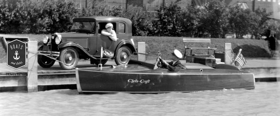 Boat And Car(1)
