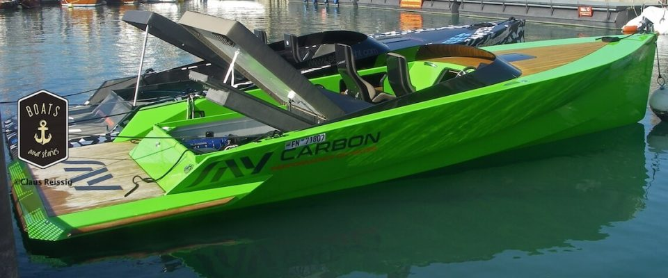 MB Say 29 Runabout Carbon 40000