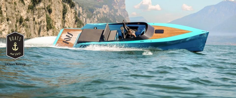 SAY 29 Runabout Blue 70000